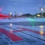 Горбольница Алапаевска теперь может принимать вертолеты даже ночью