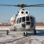 Колымские спасатели эвакуировали на вертолете двух мужчин с рыболовецкого траулера