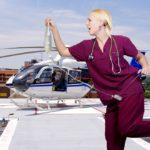 Вертолет санавиации экстренно доставил тяжелобольного пациента в ОКБ Твери